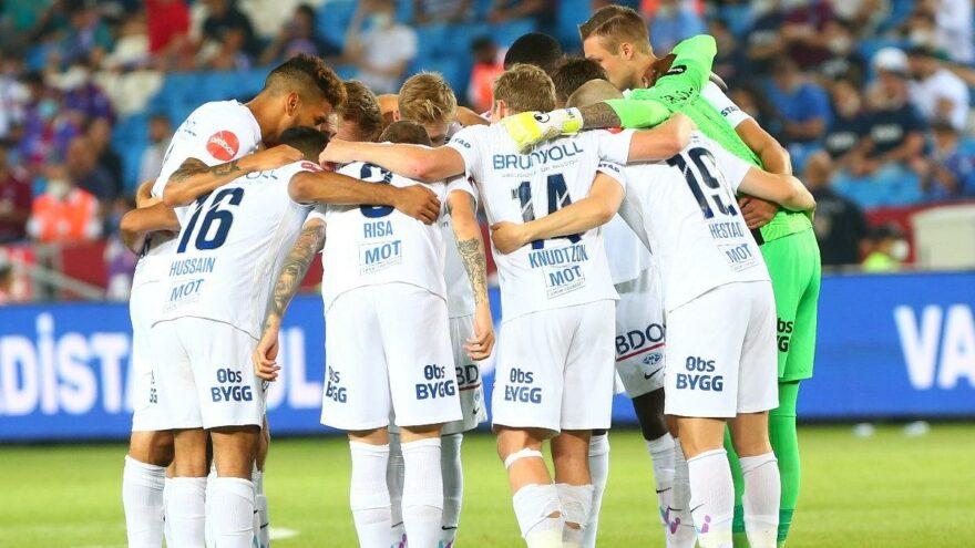 Trabzonspor'un rakibi Molde'den nefes kesen maç! Tam dokuz gol