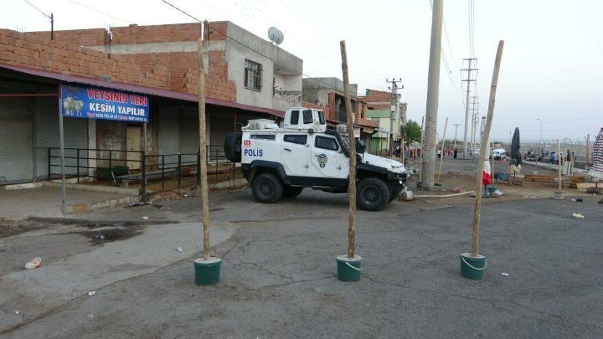 Diyarbakır'da yer kavgası kanlı bitti: 1 ölü, 1 yaralı