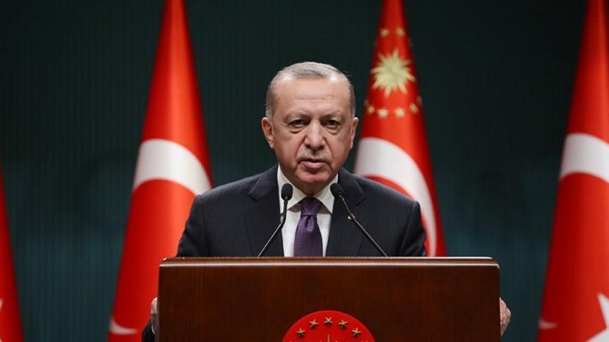 Art arda meydana gelen kazalar sonrası Cumhurbaşkanı Erdoğan'dan açıklama