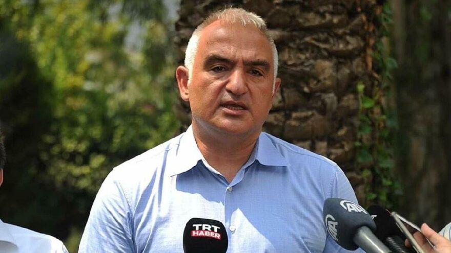 Bakan Ersoy: Yanan bölgelere en büyük destek normalleşmeye katkı sağlamak