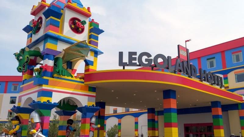 Bir yıllık gecikmenin ardından Lego Otel kapılarını açıyor