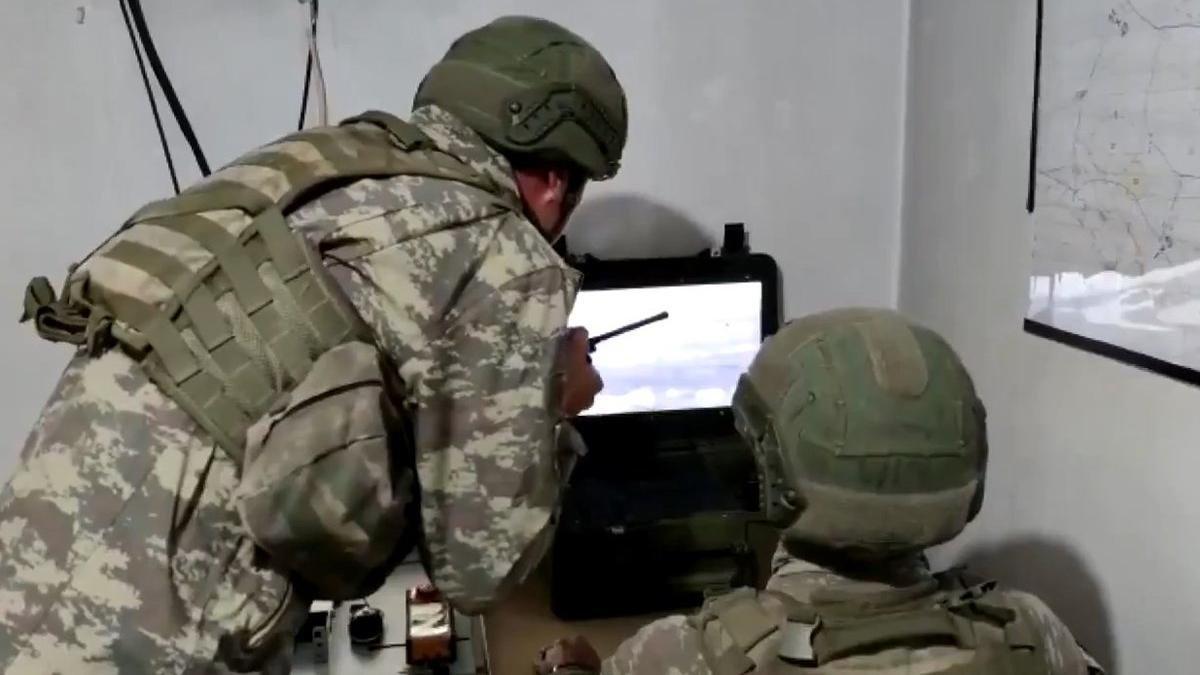 MSB: 6 PKK/YPG'li terörist etkisiz hale getirildi