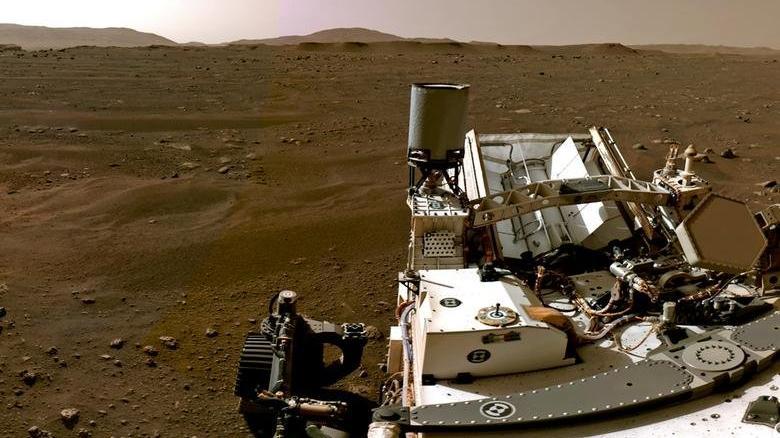 Perseverance, Mars keşfinde sorun yaşıyor