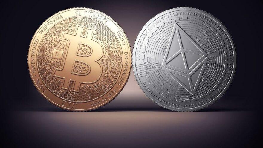 Bitcoin ve Ethereum iki ayın zirvesinde