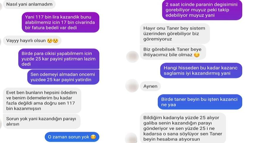 Mühendise sosyal medya tuzağı: 370 bin liram gitti
