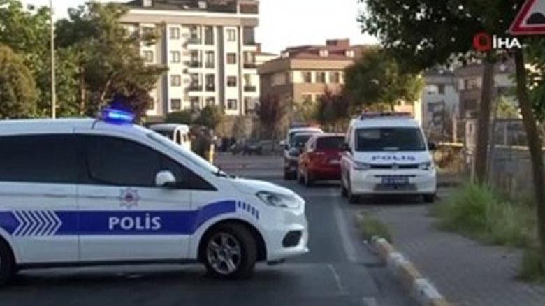 İstanbul'da geri dönüşüm alanında yangın