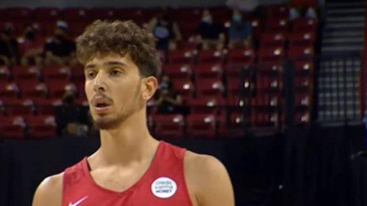 Alperen Şengün'den NBA Yaz Ligi'ne harika başlangıç