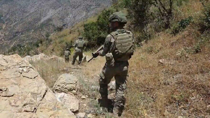 13 PKK'lı etkisiz hale getirildi