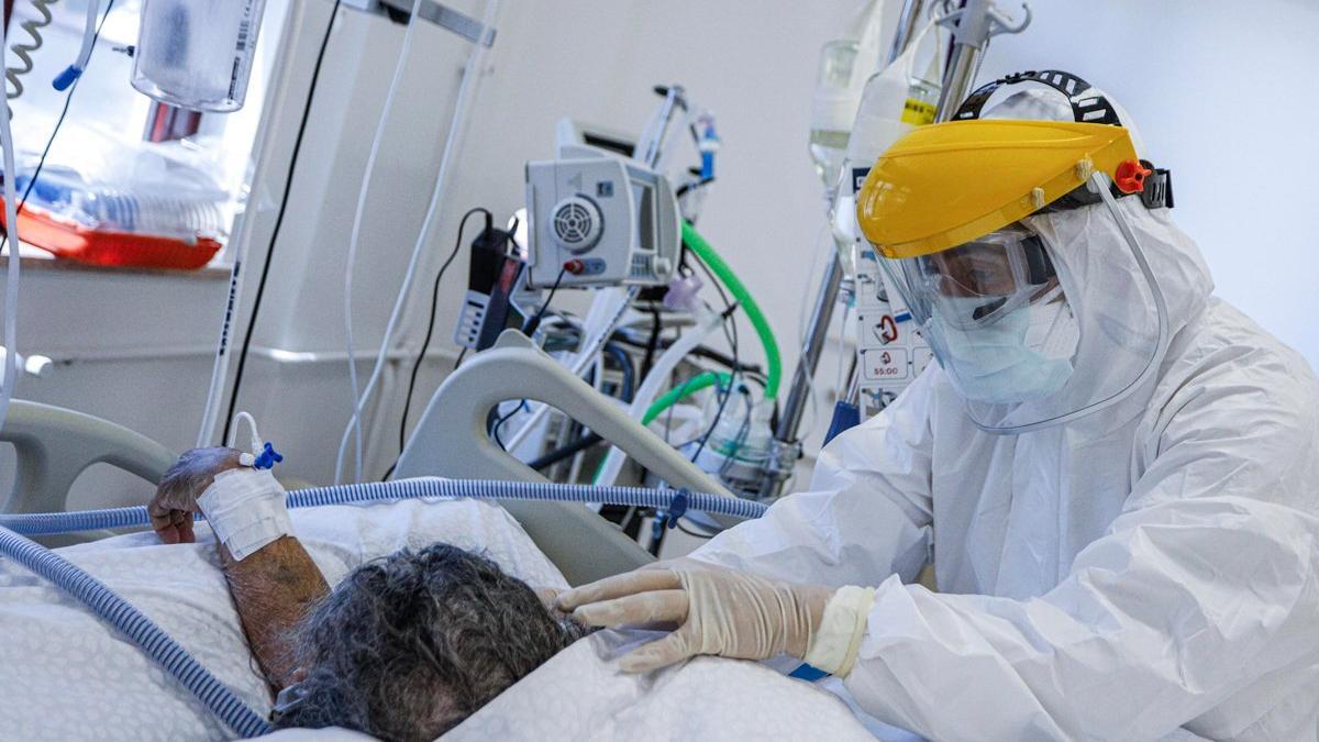 Kentte corona alarmı! Hastanelerde doluluk yüzde 90'ı geçti
