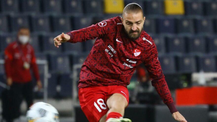 Caner Erkin'in yeni takımı belli oldu… 2 yıllık anlaşma
