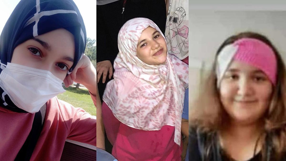 Kayıp 3 kız çocuğu aranıyor