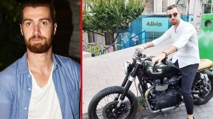 Oğulcan Engin'in motosikletini çalan hırsız: Kız arkadaşımla tur attım