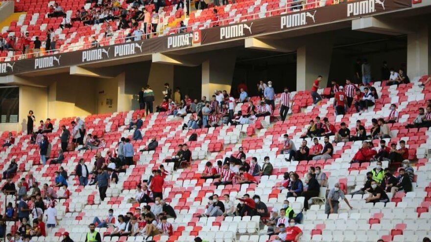 Sivasspor'un en ucuz kombinesi 227 lira