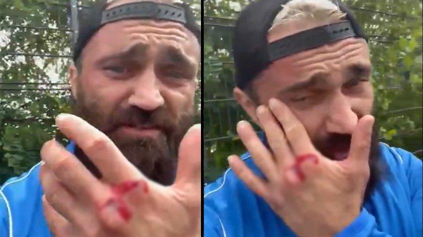 Türk boksör Ünsal Arık'a sokakta saldırı: 'Bütün kemiklerinizi kıracağım'