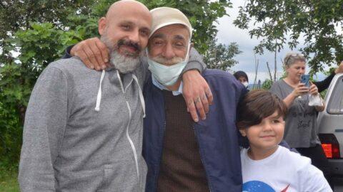 İtalya'dan Türkiye'ye uzanan film gibi bir hikaye! Baba oğul 36 yıl sonra kavuştu