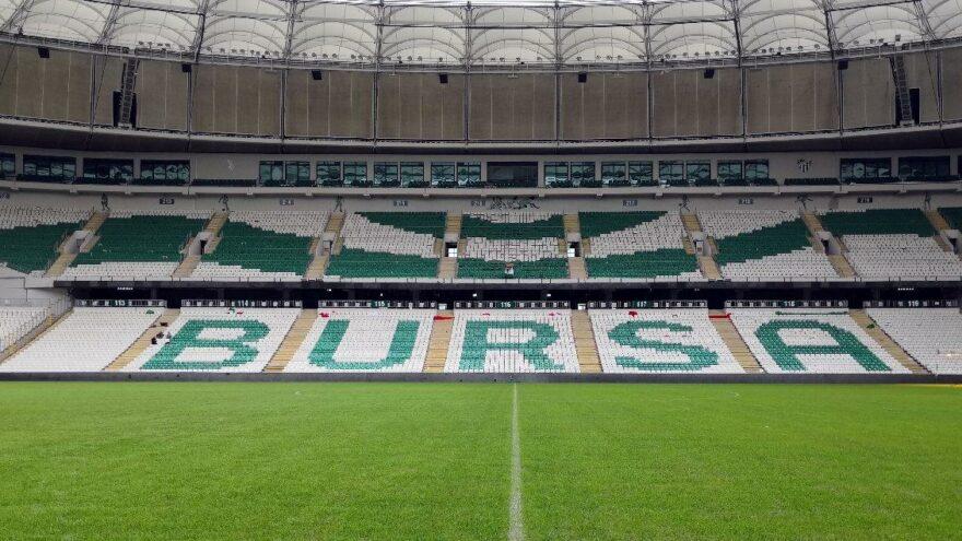 Bursaspor'da 526 günlük hasret sona eriyor