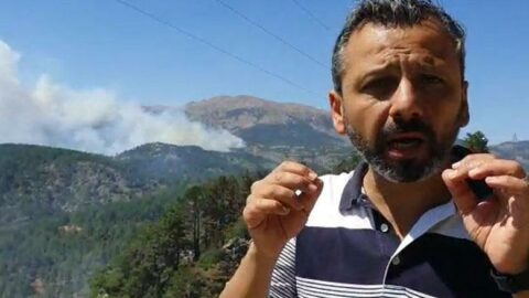 CHP'li milletvekili duyurdu: Yangın kontrolden çıktı