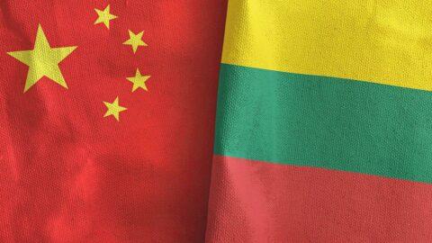 Çin ve Litvanya arasında Tayvan krizi: Elçinizi geri çekin