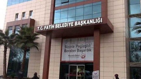 AKP'li belediyenin