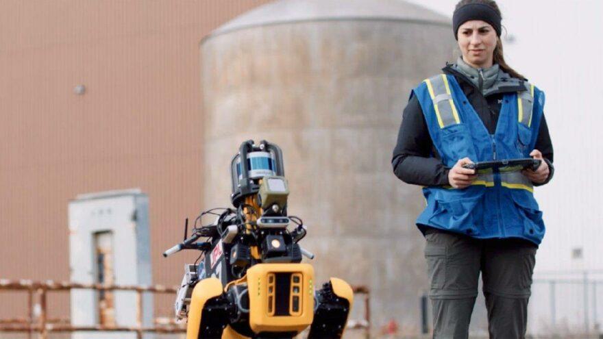 Diğer gezegenlerde yaşam belirtisi aramak için robot geliştiriyorlar