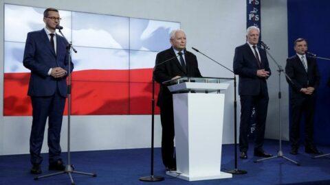 Polonya'da siyasi kriz