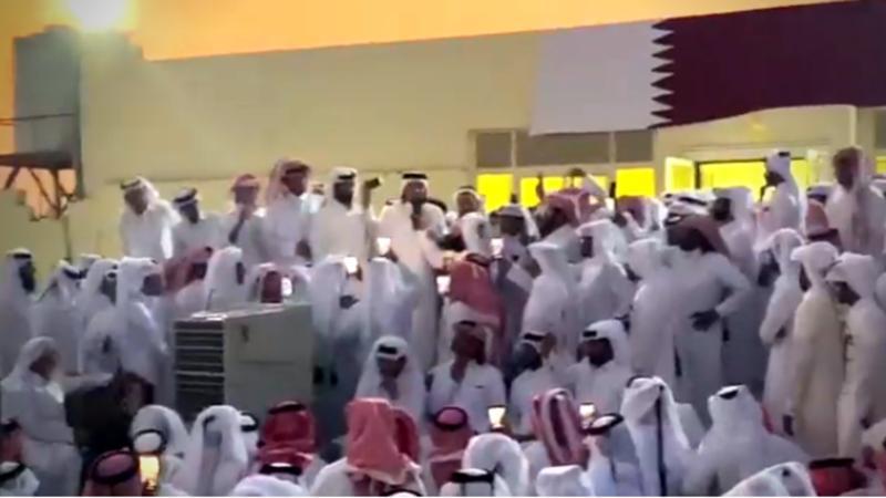 Katar seçimler öncesi karıştı