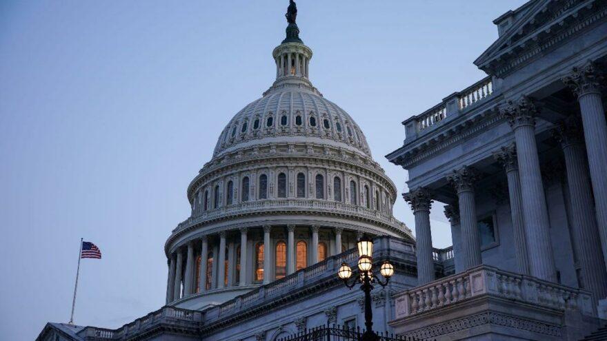 ABD Senatosu, Biden'ın 3,5 trilyonluk harcama planını az farkla kabul etti