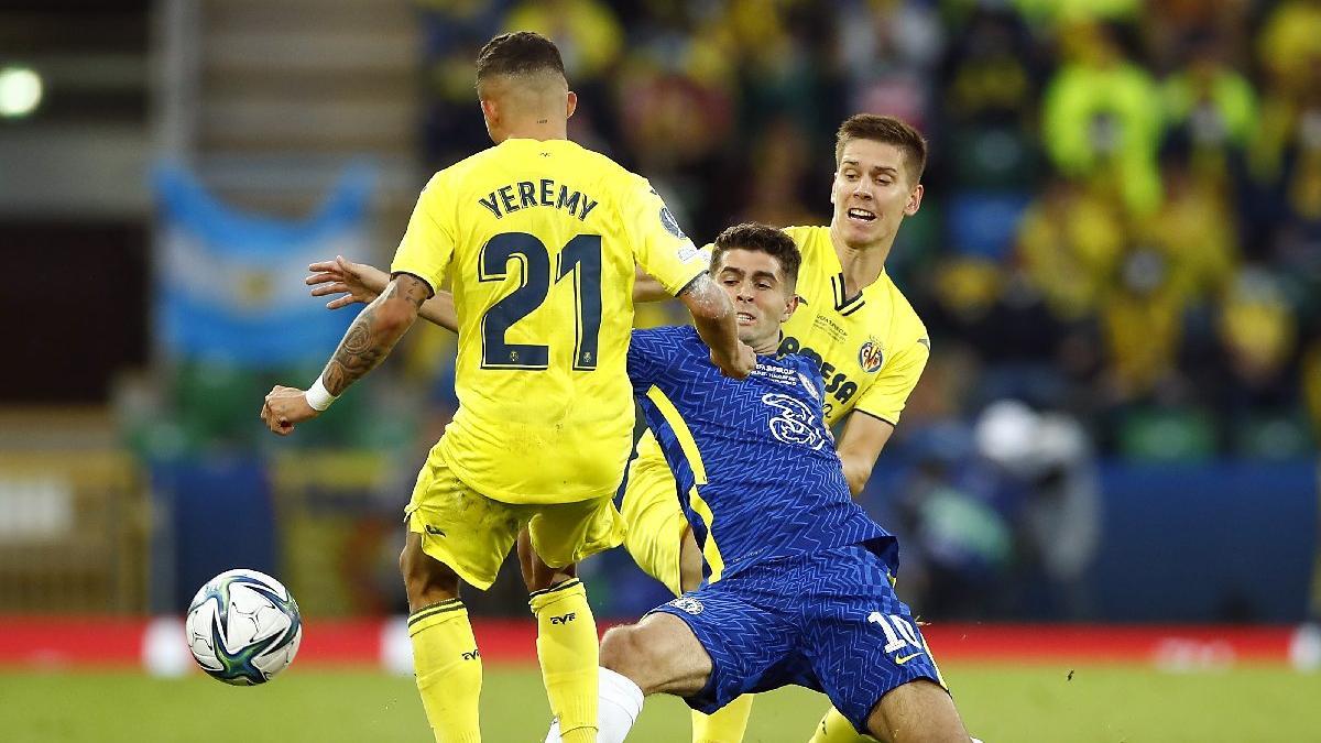UEFA Süper Kupası'nda zafer Villarreal'i penaltılarla yenen Chelsea'nin oldu