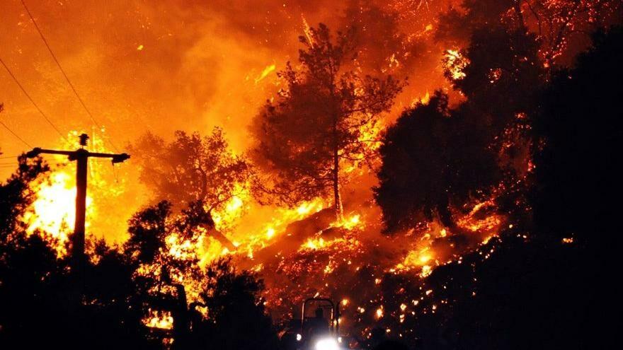 Yangınlar arttı uçak, helikopter azaldı