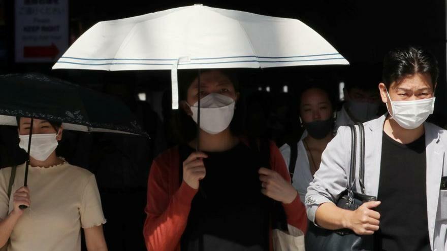 Japonya'da hastaneler alarm veriyor