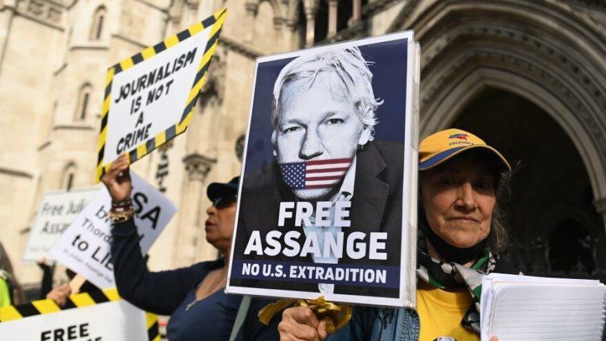 ABD'ye iadesi istenen Julian Assange'ın psikiyatri raporları reddedildi