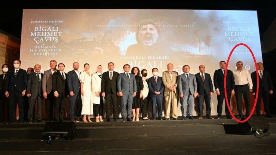 AKP'lileri tam kadro yazan valilik İYİ Parti'lileri görmedi