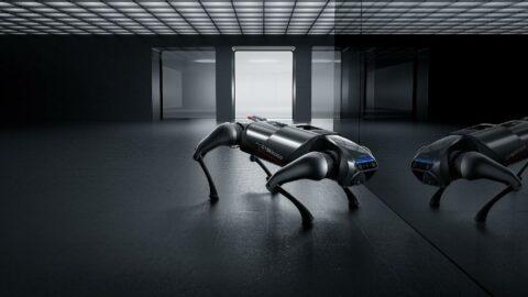 Xiaomi dört ayaklı yeni robotu CyberDog'u tanıttı