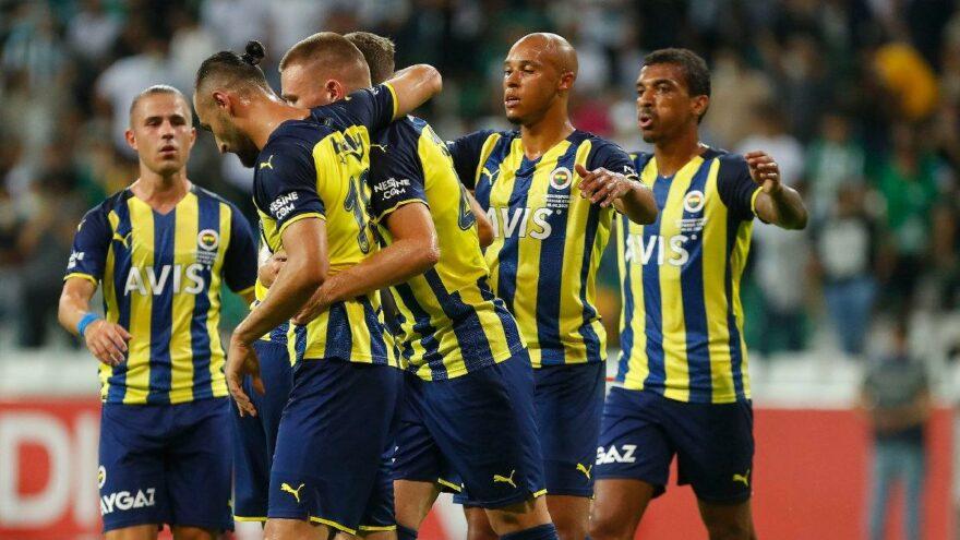 Fenerbahçe lige hazır