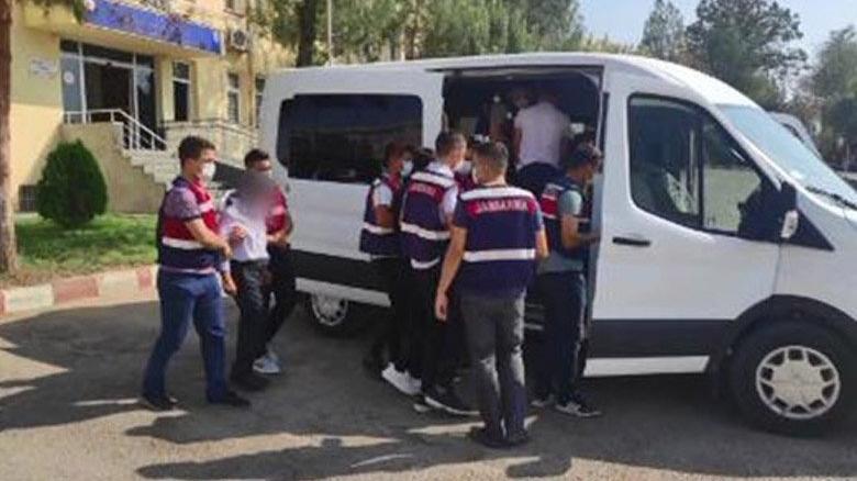 Siirt'te cinayet işleyen 5 şüpheli 11 yıl sonra Diyarbakır'da yakalandı