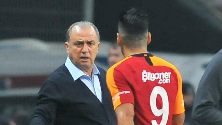 Fatih Terim, Falcao kararının nedenini açıkladı