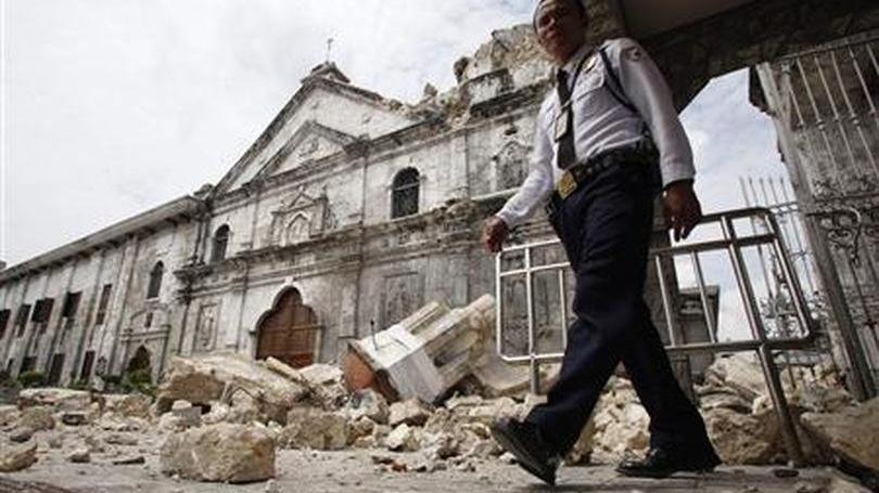 Filipinler'de 7.1 büyüklüğünde deprem! Tsunami uyarısı yapıldı