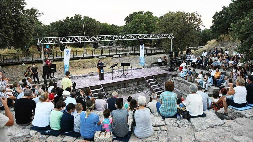 58. Uluslararası Troia Festivali başladı