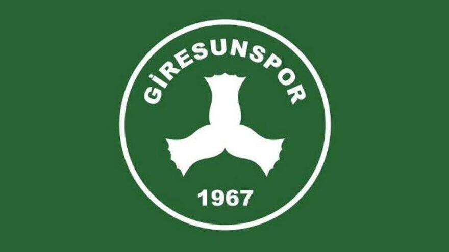 Giresunspor'da iki ayrılık