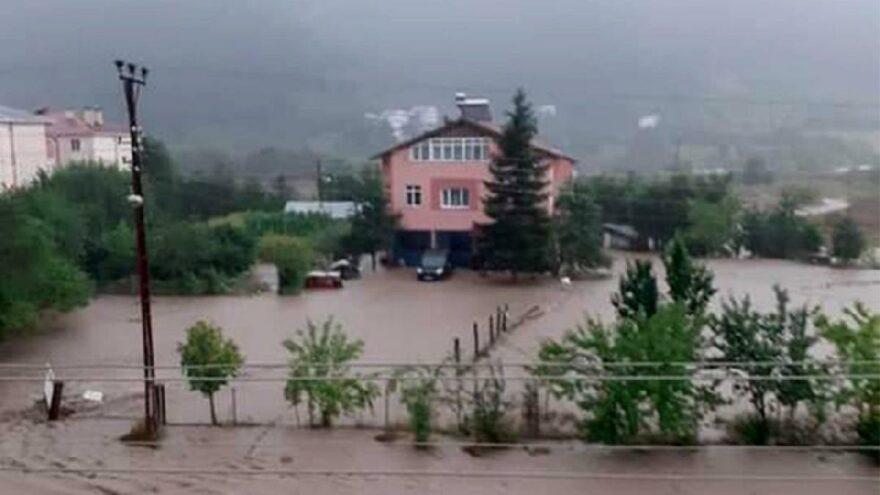 Sel felaketlerinin ardından TMMOB'dan iktidara çağrı