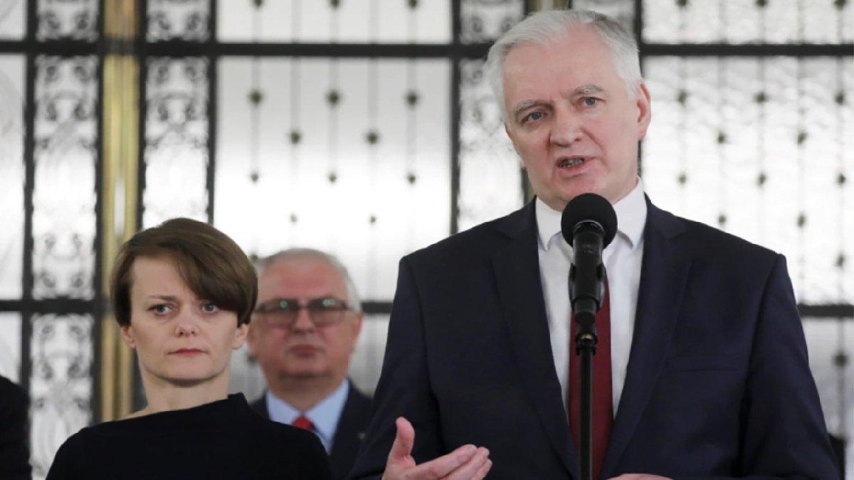 Polonya'da koalisyon çatlıyor... Erken seçim sesleri: Başbakan Yardımcısı Jaroslaw Gowin görevden alındı