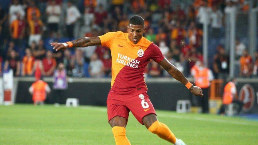 Patrick van Aanholt: Galatasaray ile ocak ayından bu yana görüşüyorduk