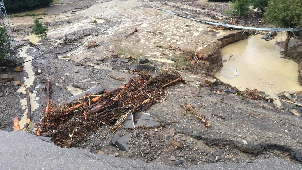 Bartın'daki sel felaketinin dehşeti gün ağarınca ortaya çıktı