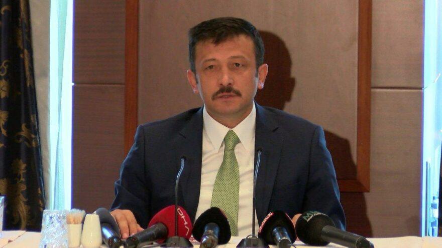 AKP'den '20. yıl kuruluş yıl dönümü' açıklaması