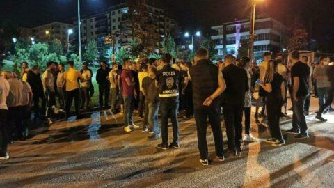 Altındağ'da tehlikeli gerginlik! Valilikten açıklama geldi
