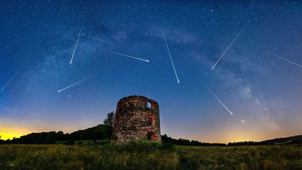 Yılın 'en iyi meteor yağmuru' bugün izlenebilecek