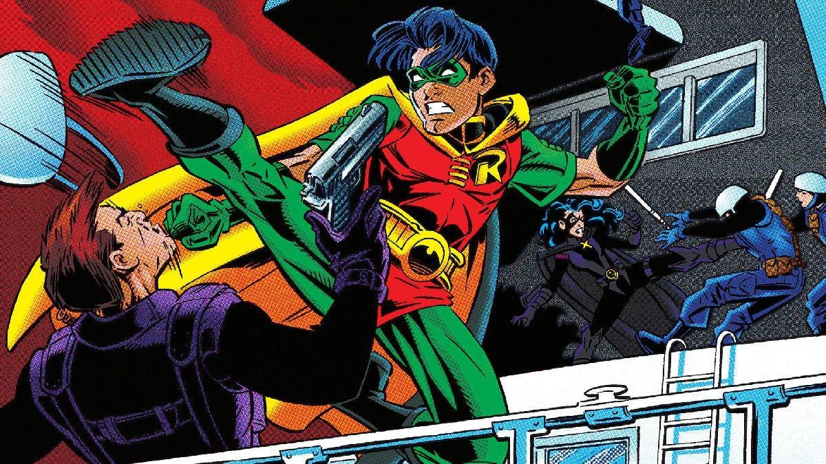 Batman'in son sayısında Robin'in biseksüel olduğunu açıkladılar
