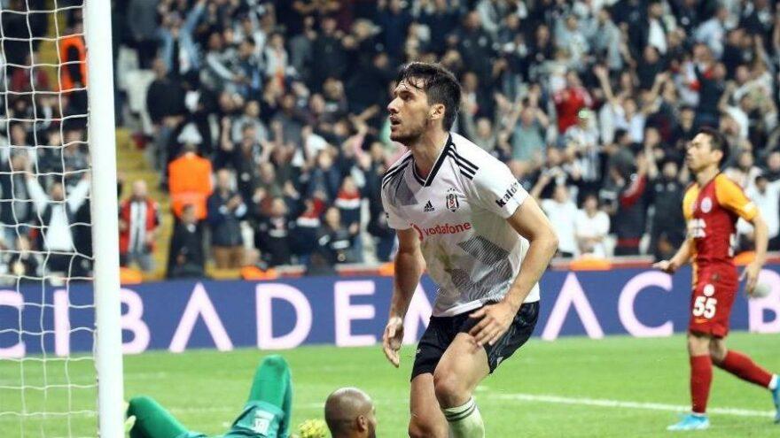 Umut Nayir, Beşiktaş'a veda etti