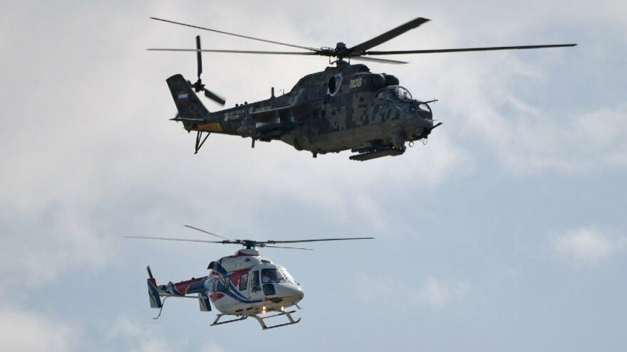 Afganistan Rusya'dan askeri yardım talep etti