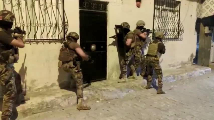 Şanlıurfa'da 'torbacı' operasyonuna 18 tutuklama
